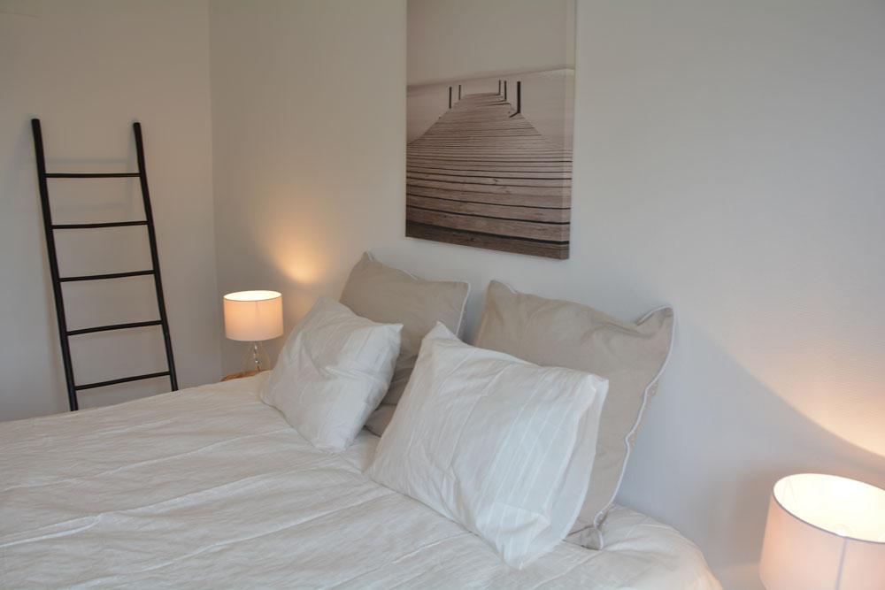 Restyling appartement aan zee